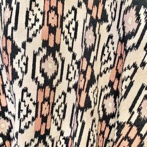 Brandy Melville Tops - Brandy Melville | Tribal Print Crop Tank Top NWT